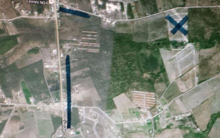 Foto de terreno habitacional en venta en, nueva cadereyta, cadereyta jiménez, nuevo león, 1932708 no 03