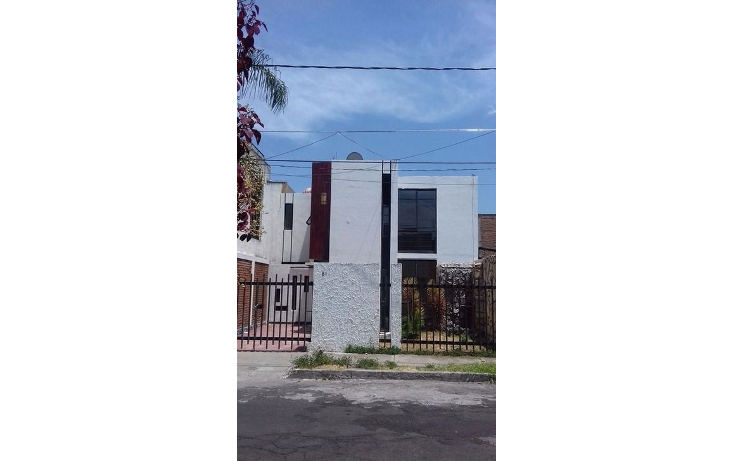 Foto de casa en venta en  , nueva chapultepec, morelia, michoac?n de ocampo, 1292619 No. 01
