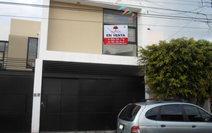 Foto de casa en venta en chapultepec , nueva chapultepec, morelia, michoacán de ocampo, 2709511 No. 01