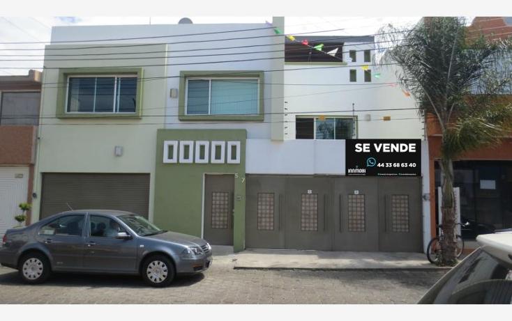 Foto de casa en venta en  , nueva chapultepec, morelia, michoac?n de ocampo, 955055 No. 01