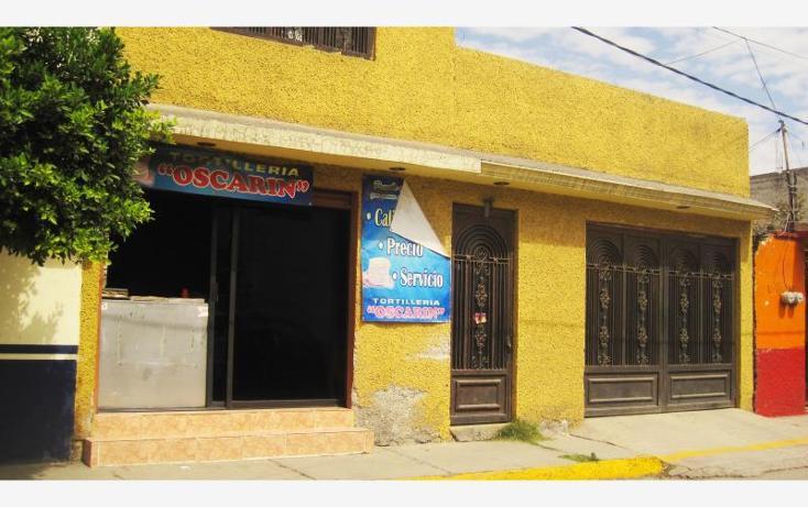 Foto de terreno comercial en venta en  , nueva españita, cuautitlán, méxico, 1689294 No. 01