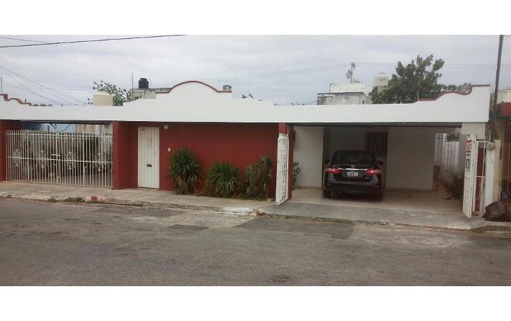 Foto de casa en venta en  , nueva hidalgo, mérida, yucatán, 1760474 No. 01