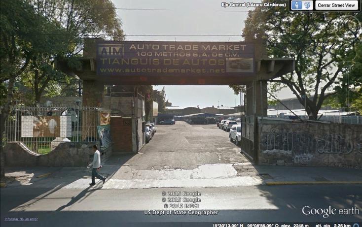 Foto de terreno comercial en venta en  , nueva industrial vallejo, gustavo a. madero, distrito federal, 1256541 No. 02
