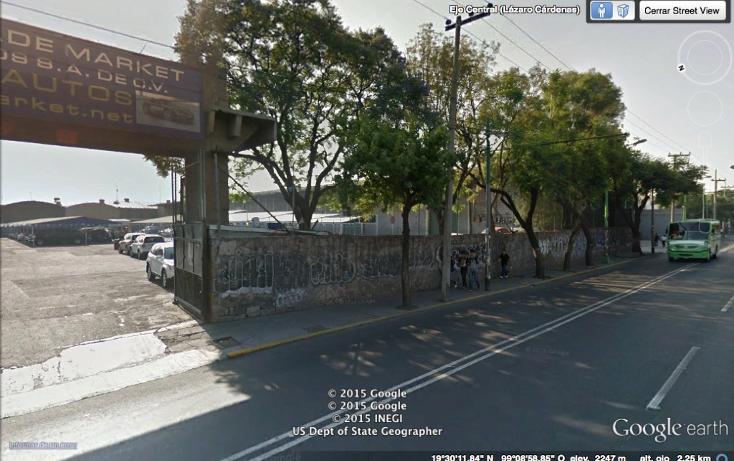Foto de terreno comercial en venta en  , nueva industrial vallejo, gustavo a. madero, distrito federal, 1256541 No. 03