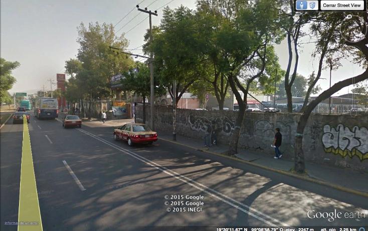 Foto de terreno comercial en venta en  , nueva industrial vallejo, gustavo a. madero, distrito federal, 1256541 No. 05