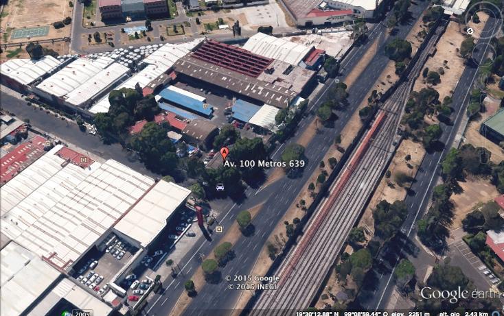 Foto de terreno comercial en venta en  , nueva industrial vallejo, gustavo a. madero, distrito federal, 1256541 No. 08