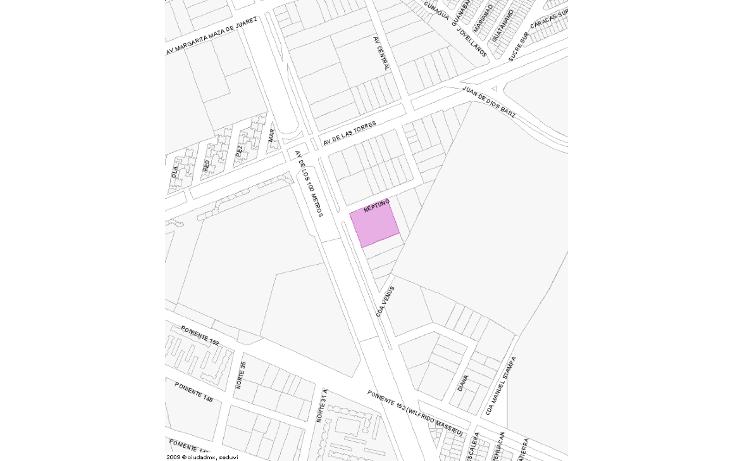 Foto de terreno comercial en venta en  , nueva industrial vallejo, gustavo a. madero, distrito federal, 1256541 No. 09