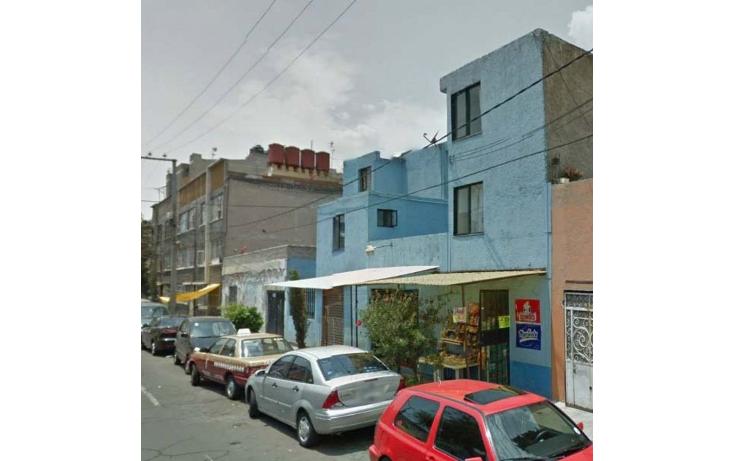Foto de departamento en venta en  , nueva industrial vallejo, gustavo a. madero, distrito federal, 1264327 No. 01