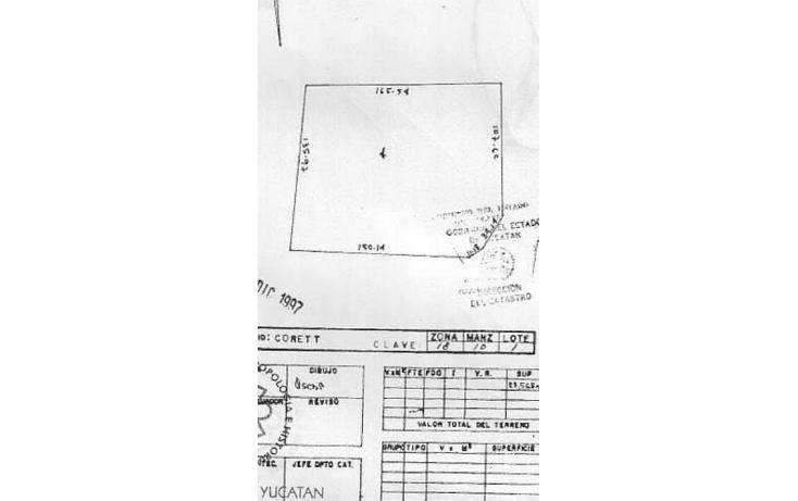 Foto de terreno comercial en venta en  , nueva kukulkan, mérida, yucatán, 1170011 No. 02