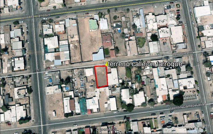 Foto de terreno habitacional en venta en  , nueva, mexicali, baja california, 1524859 No. 01