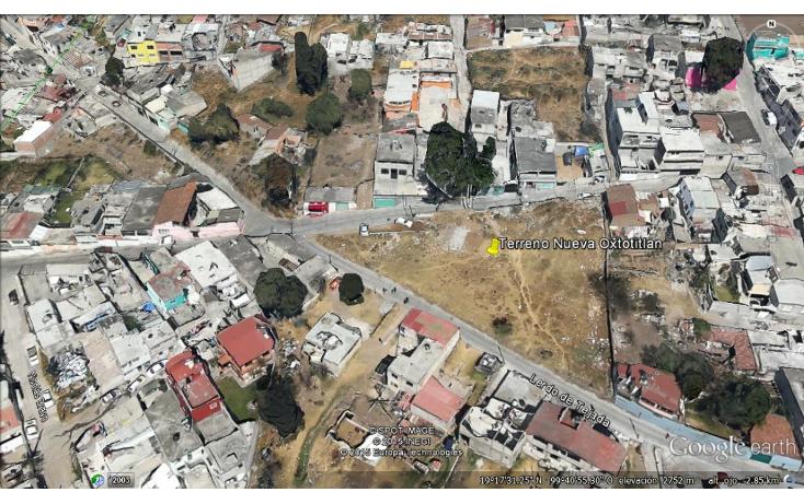 Foto de terreno habitacional en venta en  , nueva oxtotitlán, toluca, méxico, 1106251 No. 01