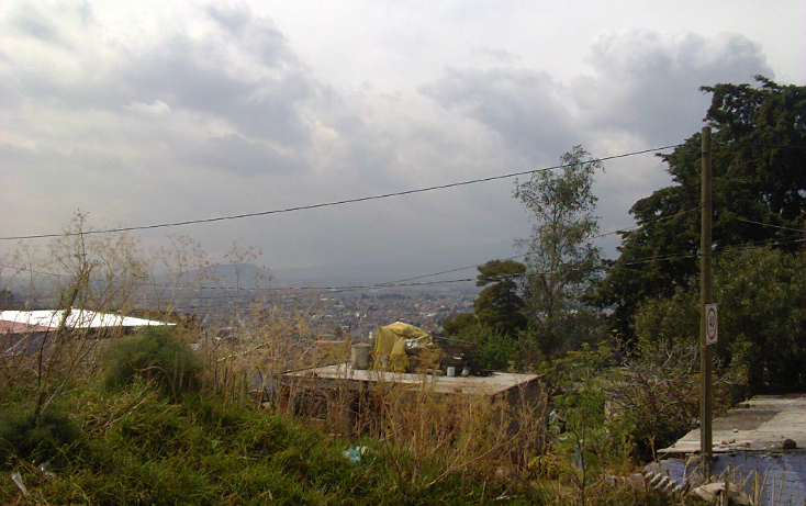 Foto de terreno habitacional en venta en  , nueva oxtotitlán, toluca, méxico, 1106251 No. 03