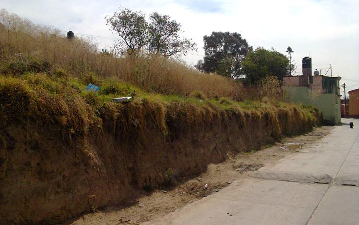 Foto de terreno habitacional en venta en  , nueva oxtotitlán, toluca, méxico, 1106251 No. 04