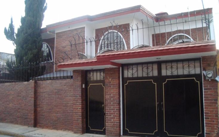 Foto de casa en venta en  , nueva oxtotitlán, toluca, méxico, 1646368 No. 01