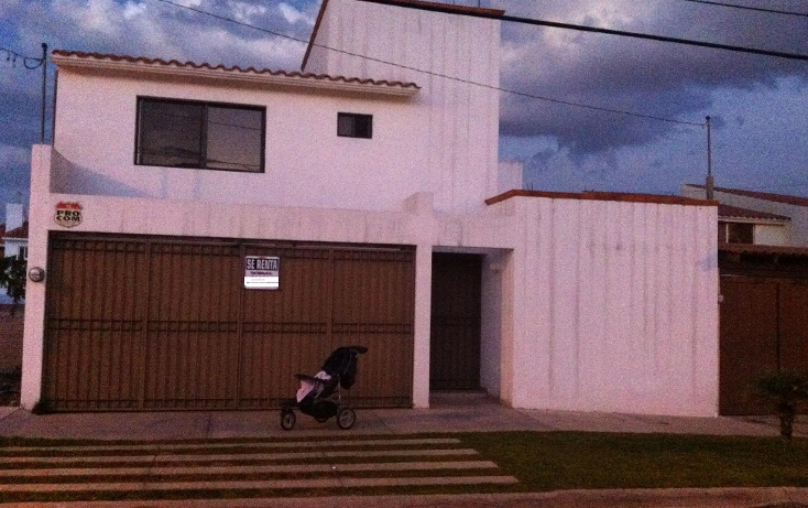 Foto de casa en renta en  , nueva rinconada de los andes, san luis potos?, san luis potos?, 1137513 No. 01