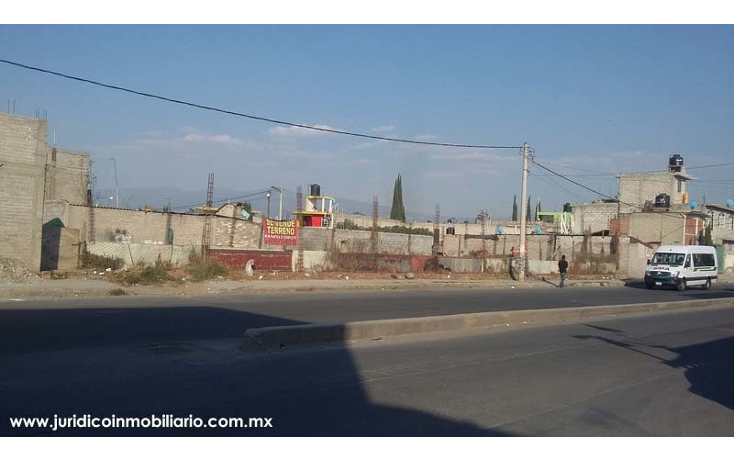 Foto de terreno habitacional en venta en  , nueva san antonio, chalco, m?xico, 1657561 No. 01