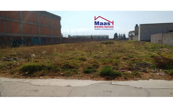 Foto de terreno comercial en venta en  , nueva san isidro, chalco, m?xico, 1815972 No. 01