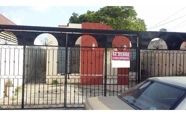 Foto de casa en venta en  , nueva san jose chuburna, mérida, yucatán, 1234269 No. 01
