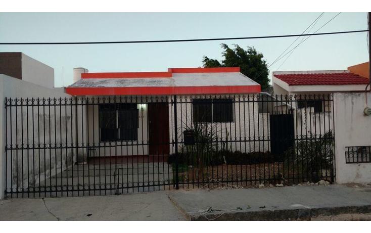 Foto de casa en venta en  , nueva san jose chuburna, mérida, yucatán, 1685181 No. 01