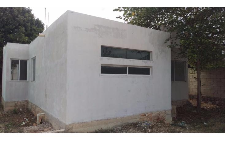 Foto de casa en venta en  , nueva san jose tecoh, mérida, yucatán, 1767630 No. 01