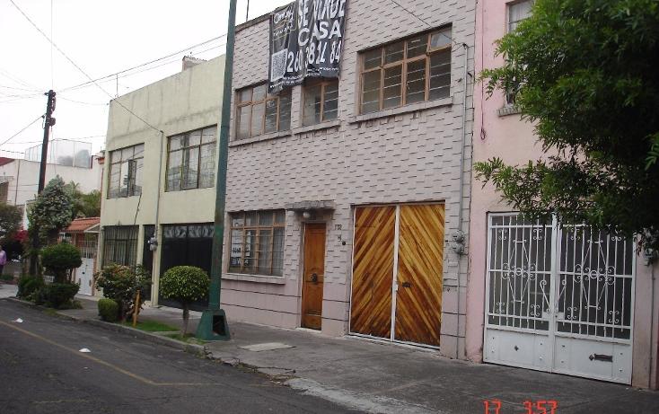 Foto de casa en venta en  , nueva santa maria, azcapotzalco, distrito federal, 1859566 No. 01