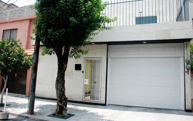 Foto de casa en venta en  , nueva santa maria, azcapotzalco, distrito federal, 1974851 No. 01