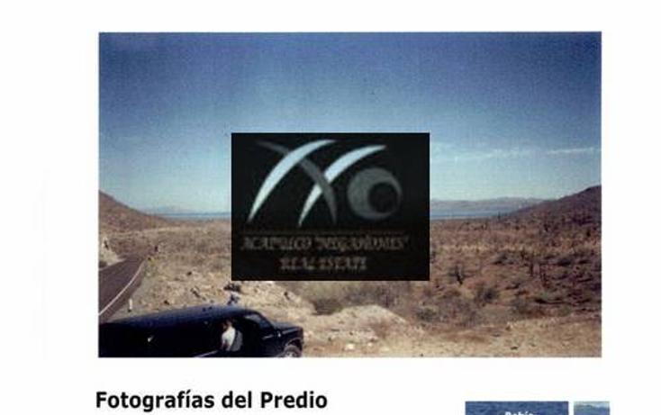 Foto de terreno comercial en venta en  , nueva santa rosalía, mulegé, baja california sur, 1362359 No. 11