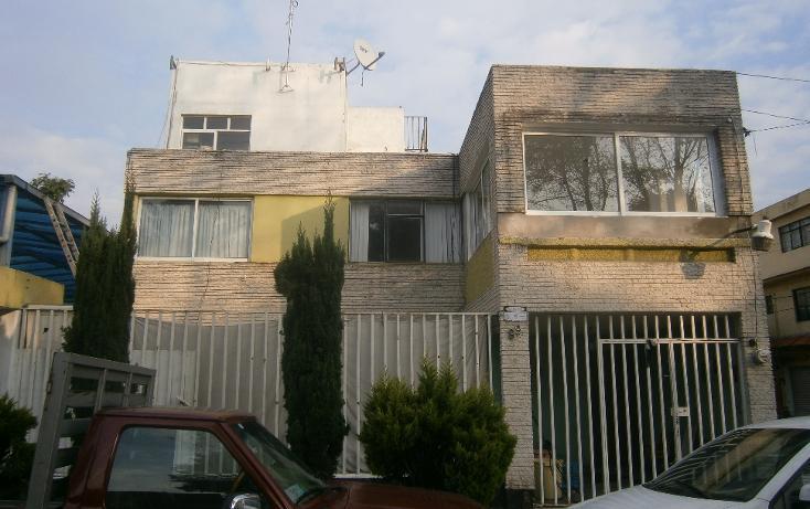 Foto de casa en venta en  , nueva vallejo, gustavo a. madero, distrito federal, 1098529 No. 01