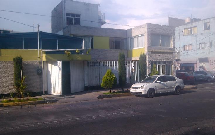 Foto de casa en venta en  , nueva vallejo, gustavo a. madero, distrito federal, 1452899 No. 01