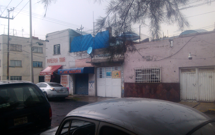 Foto de casa en venta en  , nueva vallejo, gustavo a. madero, distrito federal, 1452925 No. 01