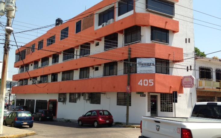 Foto de oficina en renta en  , nueva villahermosa, centro, tabasco, 1664166 No. 01