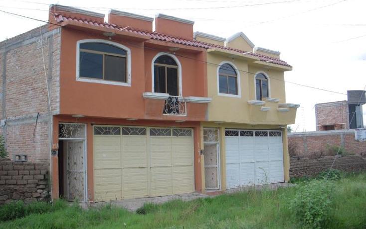 Foto de casa en venta en  , nueva, villanueva, zacatecas, 766793 No. 01