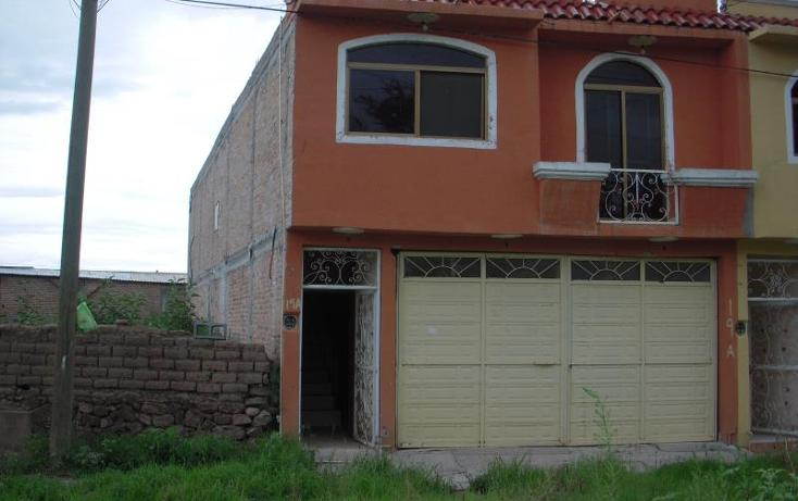 Foto de casa en venta en  , nueva, villanueva, zacatecas, 766793 No. 02