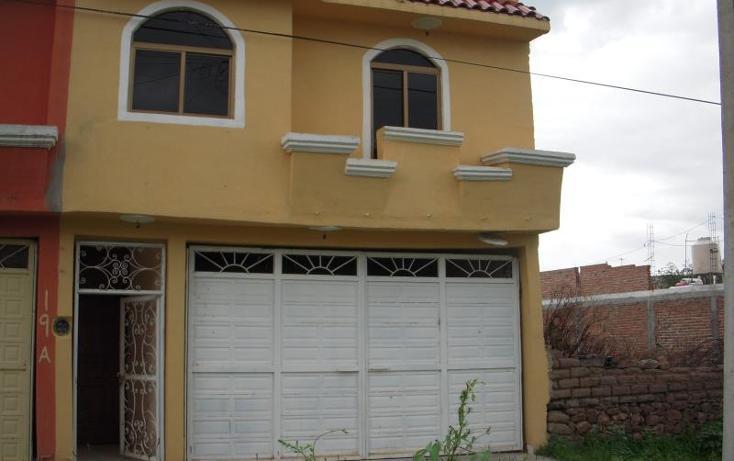 Foto de casa en venta en  , nueva, villanueva, zacatecas, 766795 No. 01
