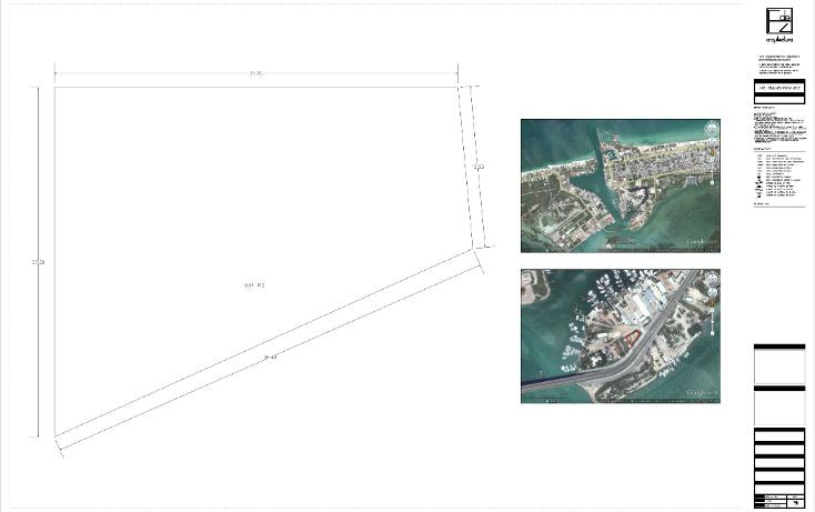 Foto de terreno comercial en renta en  , nueva yucalpeten, progreso, yucatán, 1089511 No. 08