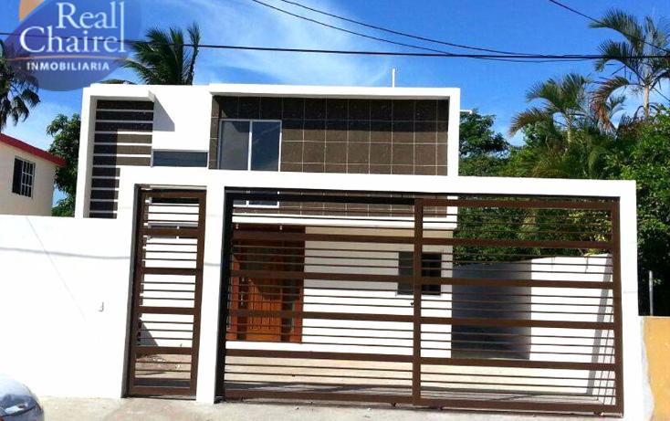 Foto de casa en venta en  , nuevo aeropuerto, tampico, tamaulipas, 1291409 No. 01
