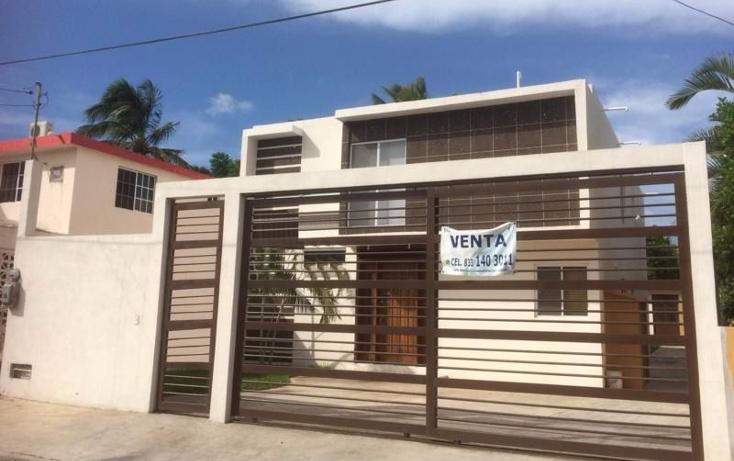 Foto de casa en venta en  , nuevo aeropuerto, tampico, tamaulipas, 1692692 No. 01