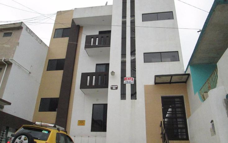 Foto de departamento en renta en  , nuevo aeropuerto, tampico, tamaulipas, 941513 No. 01