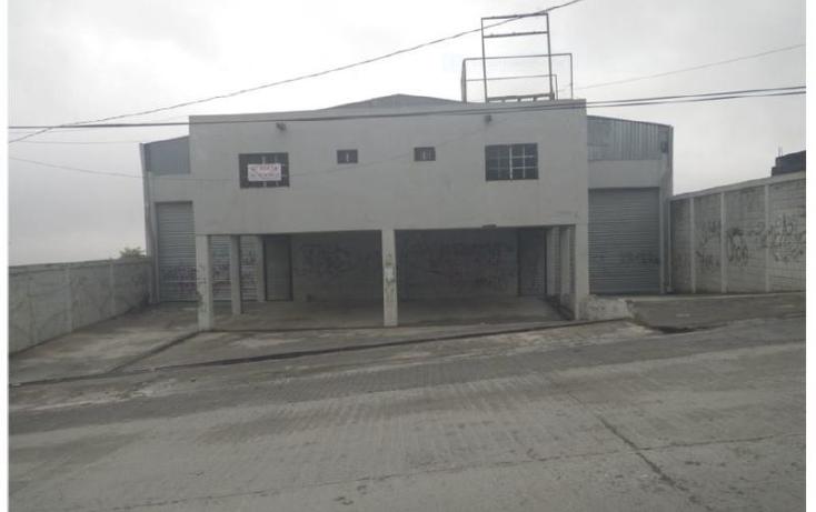 Foto de nave industrial en renta en  , nuevo almaguer, guadalupe, nuevo le?n, 1548578 No. 01