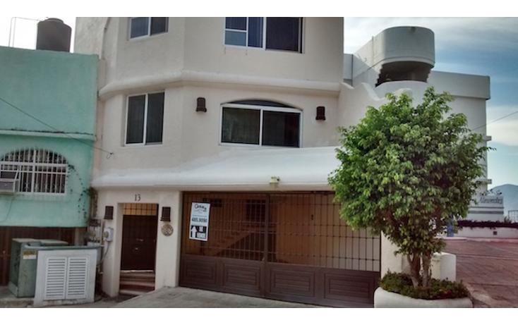 Foto de departamento en venta en  , nuevo centro de población, acapulco de juárez, guerrero, 1864614 No. 01