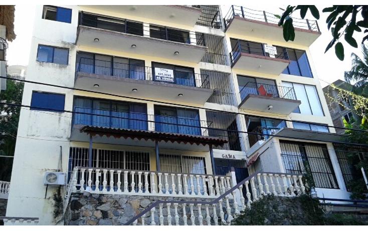 Foto de departamento en venta en  , nuevo centro de poblaci?n, acapulco de ju?rez, guerrero, 1864620 No. 01