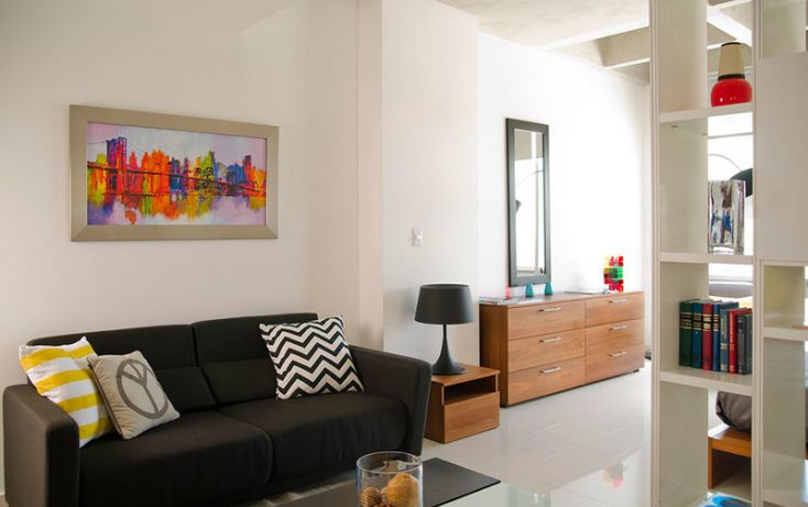 Foto de departamento en renta en, nuevo centro monterrey, monterrey, nuevo león, 1432733 no 05