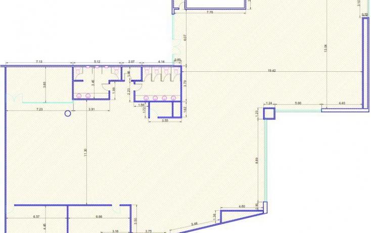 Foto de oficina en renta en, nuevo centro monterrey, monterrey, nuevo león, 887335 no 10