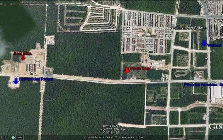 Foto de terreno comercial en venta en  , nuevo centro urbano, solidaridad, quintana roo, 1104321 No. 04