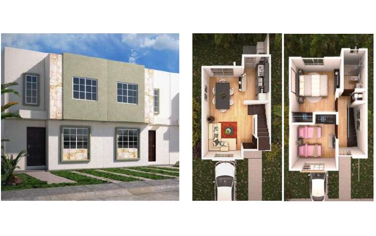 Foto de casa en venta en  , nuevo centro urbano, solidaridad, quintana roo, 1295337 No. 10