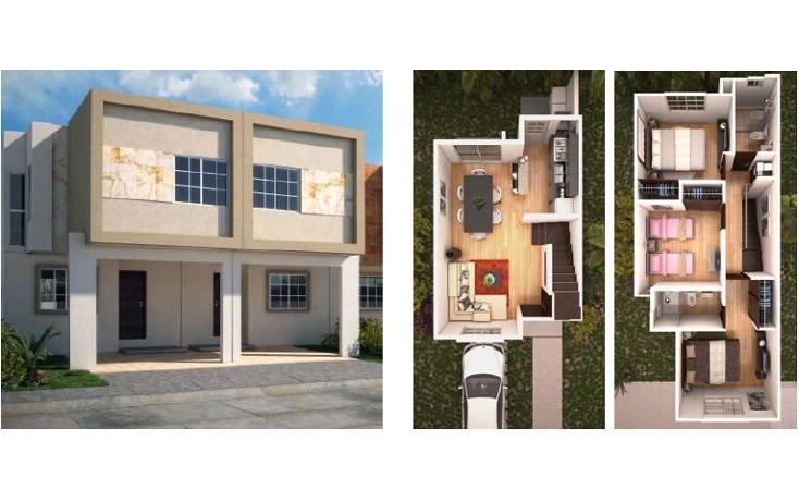 Foto de casa en venta en  , nuevo centro urbano, solidaridad, quintana roo, 1295337 No. 11