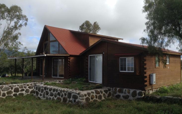 Foto de rancho en venta en  , nuevo, chapantongo, hidalgo, 1053269 No. 01