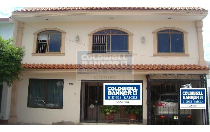 Foto de casa en venta en  , nuevo culiacán, culiacán, sinaloa, 1838066 No. 01