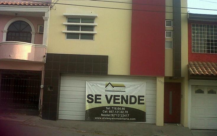 Foto de casa en venta en  , nuevo culiacán, culiacán, sinaloa, 1850456 No. 01