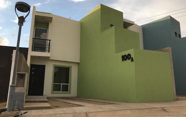 Foto de casa en venta en  , nuevo durango ii, durango, durango, 1659886 No. 01